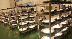 Hitecnico 150W LED High Bay for Food Industry Lighting Ready for Shipment