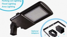 Hitecnico 265W LED Luminaires with 33125 lm to Replace 1000W HPS or MH